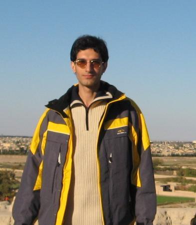 anu maths honours thesis