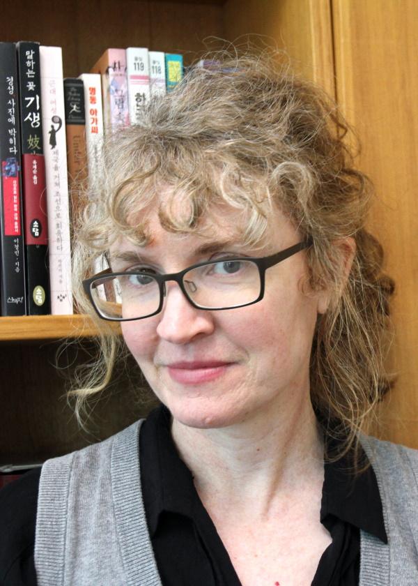 Associate Professor Ruth Barraclough - Researchers - ANU