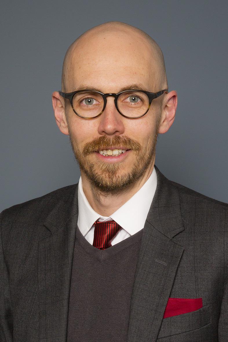 Professor Nicholas Biddle, Associate Director, ANU Centre for Social Research and Methods